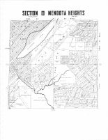 Mendota Heights Section 13, Dakota County 1964